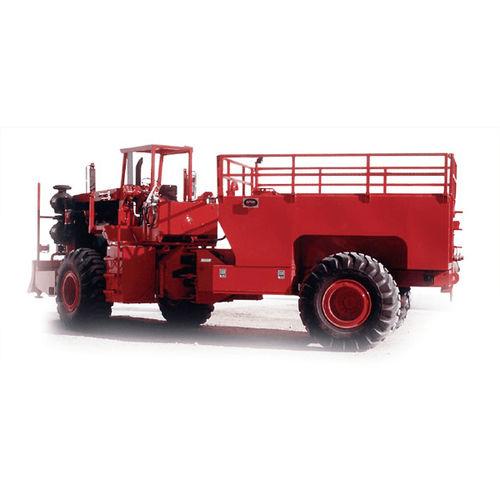 equipment transport vehicle