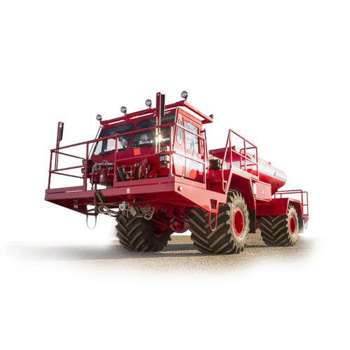 fuel transportation truck