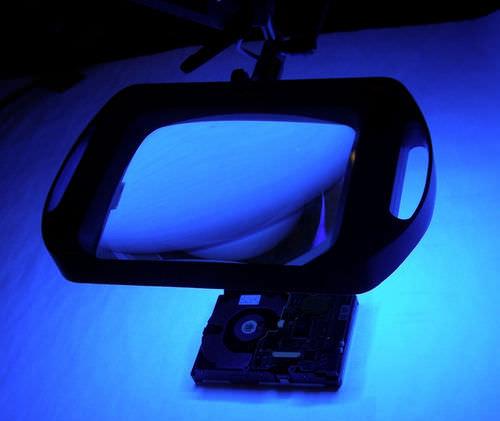 light magnifier