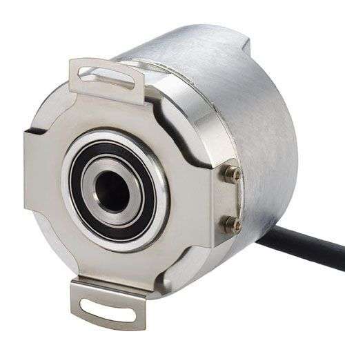 absolute rotary encoder / optical / digital / SSI