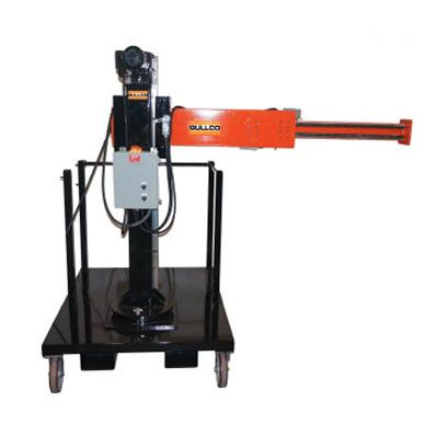 AC welding machine / automatic / on casters