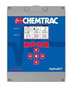 chlorine analyzer / for integration / monitoring / online