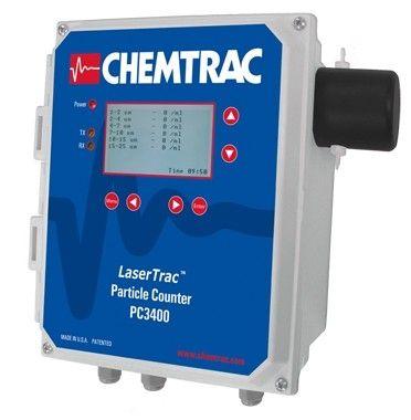 particle counter / digital / laser / for liquids