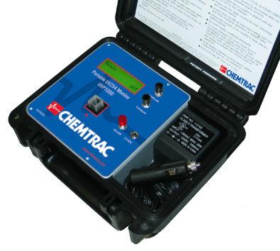 water analyzer / transmittance / portable / rugged