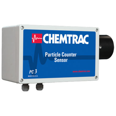 particle counter / laser / compact / for liquids