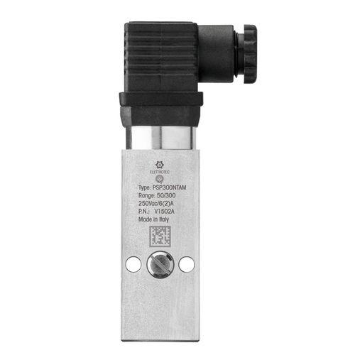 diaphragm pressure switch / adjustable / IP65