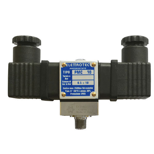 mechanical pressure switch / IP65 / adjustable