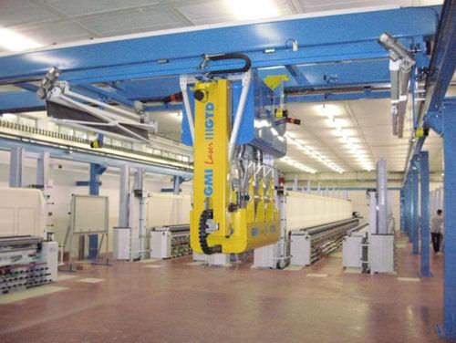 textile cutting machine - GMI