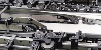 folder-gluer belt