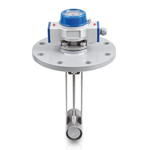 stainless steel flow meter / insertion