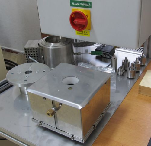 humidity and temperature test chamber / cooling / temperature regulator / stainless steel