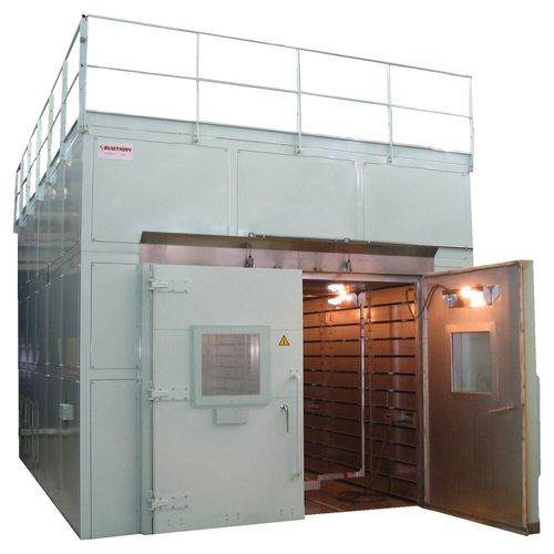 polymerization oven