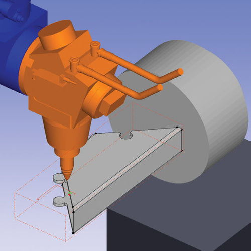programming software / CAD/CAM / cutting / for tubes