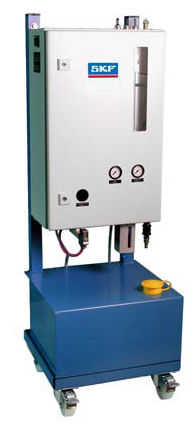 oil lubrication system / minimal quantity / for machine tools / for machining centers