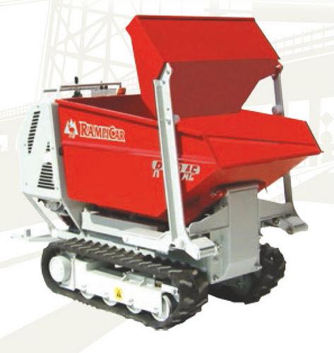 crawler mini dumper / diesel / gasoline / front-loading