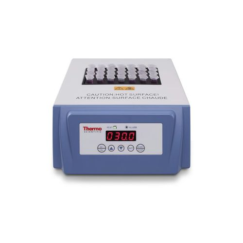 laboratory test tube dry block heater