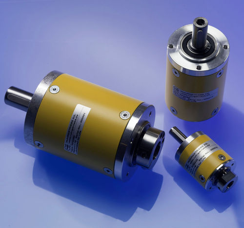 planetary gear reducer / coaxial / precision / low-backlash