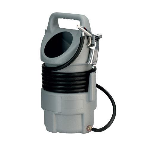 manual sandblasting machine / suction / mobile