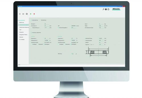 management software / data acquisition / calibration / quality