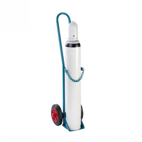 handling cart / metal / gas bottle
