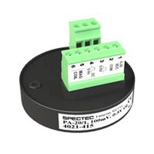 digital signal conditioner / opto-isolated / amplifier / speed sensor