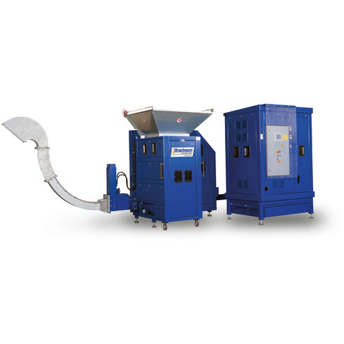 waste briquette press
