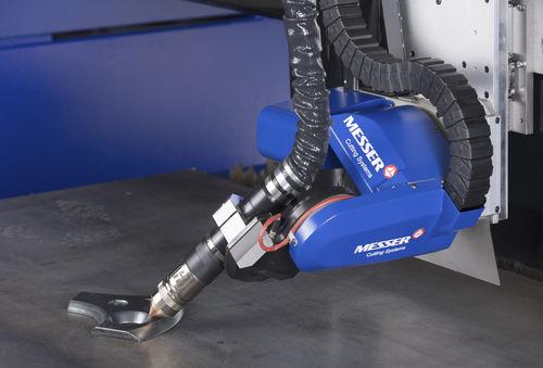 plasma cutting system / for metal / CNC / high-precision