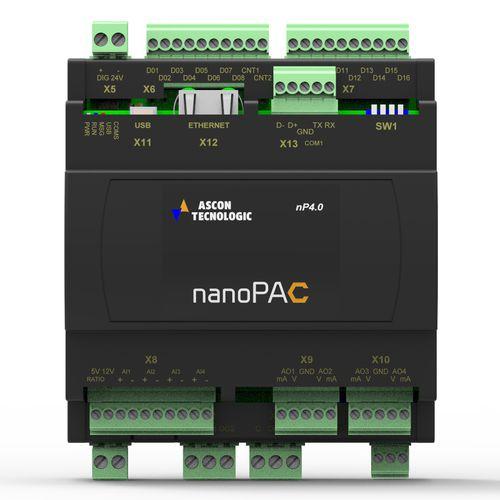 compact PLC / Modbus / RS485 / RS232