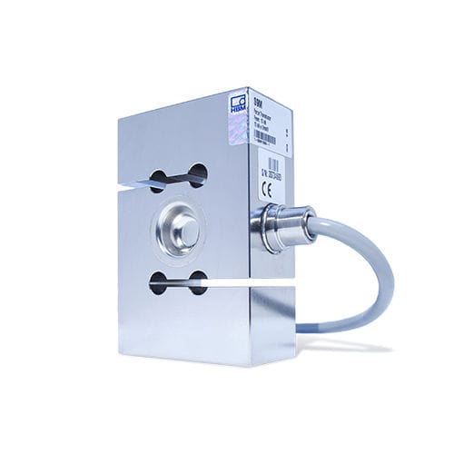 tension/compression load cell / S-beam / high-precision / stainless steel