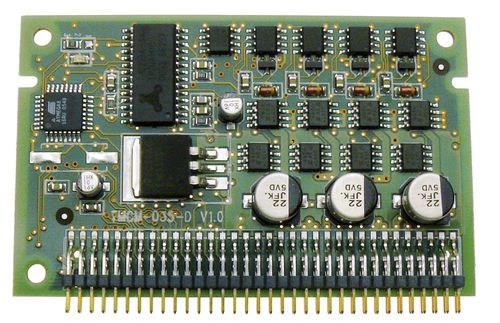 two-phase stepper motor controller / programmable
