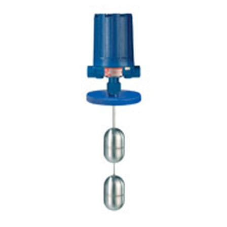 magnetic float level switch / for liquids / stainless steel / multi-point