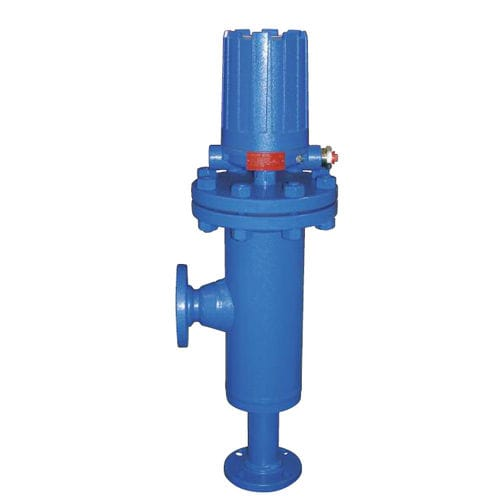 displacer level switch / for liquids / high-pressure / stainless steel