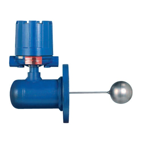 magnetic float level switch / for liquids / threaded / horizontal