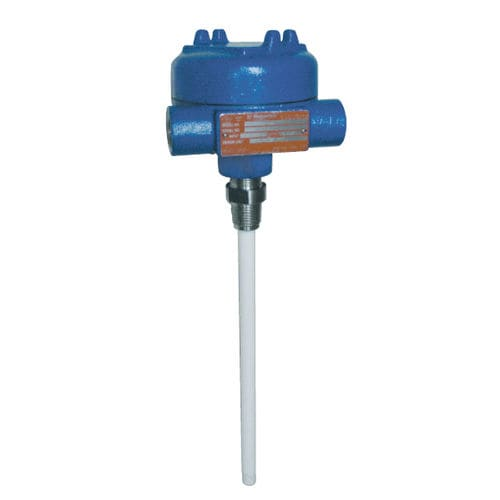 capacitive level transmitter / for liquids / compact / 4-20 mA