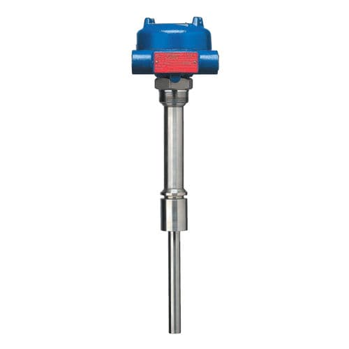 vibrating rod level switch / for solids / compact / plastic