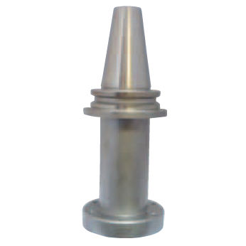 ISO tool holder / taper shank / for glass working / for marble working