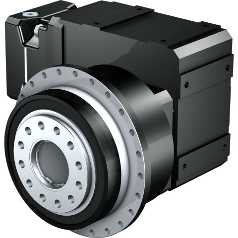 helical servo-gearbox / right angle / > 10 kNm / 1 - 2 kNm