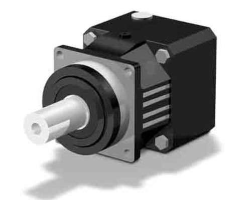helical servo-gearbox / coaxial / 200 - 500 Nm / 500 - 1000 Nm
