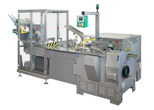 horizontal cartoner / for the medical industry / for the food industry / for the cosmetics industry