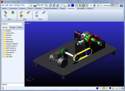 simulation software / modeling / design / machine