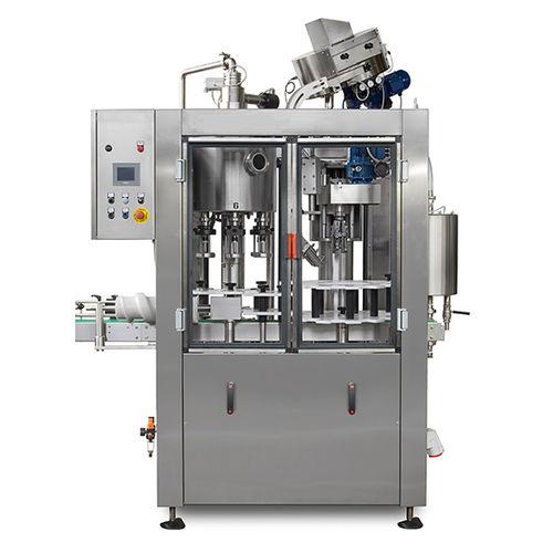 rotary screw capping machine