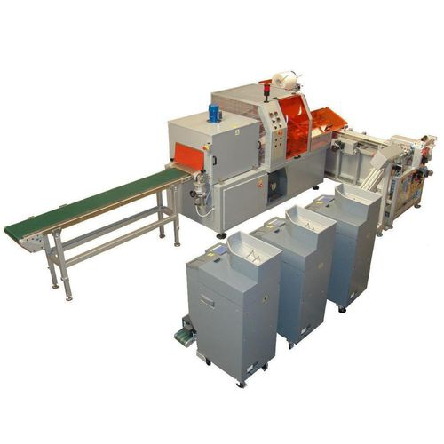 roll packaging line / parts / automatic