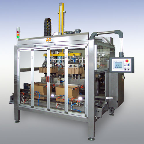 partition insertion machine