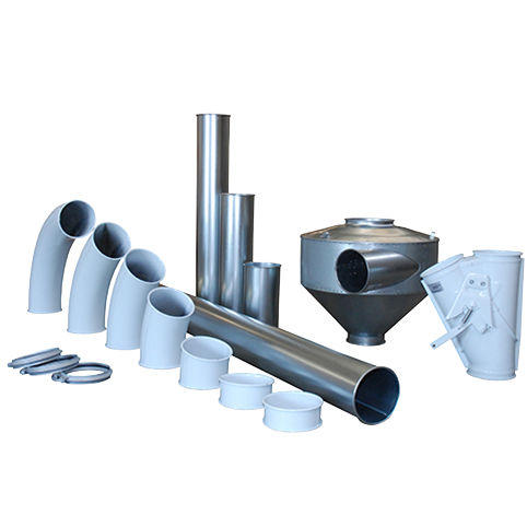 pneumatic pipe - KONGSKILDE