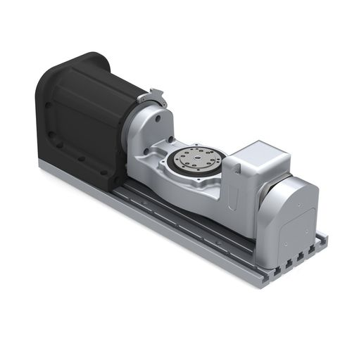 rotary table with stepper motor / tilting / high-precision / servo-driven