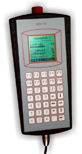terminal with keyboard
