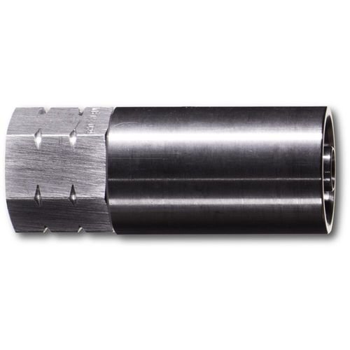 hose fitting / crimp / hydraulic / thermoplastic