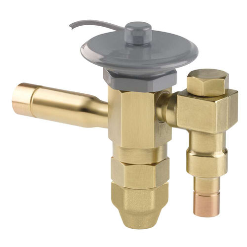 expansion thermostatic valve
