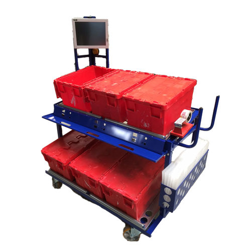 transport cart / with swivel casters