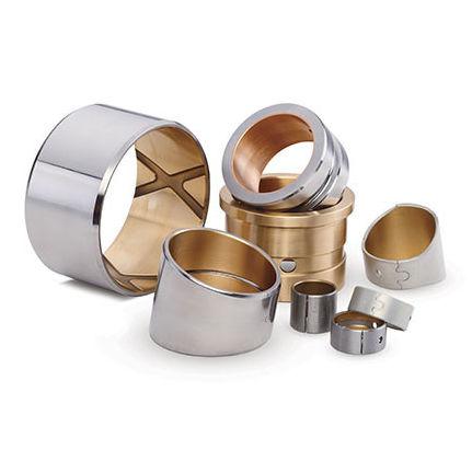 bimetallic plain bearing